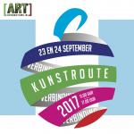 Logo van Kunstroute Elst 2017